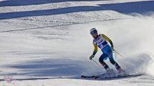 Pietilae-Holmner - Ski World Cup Sestriere 2016