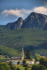 Amborzasco e il Monte Penna