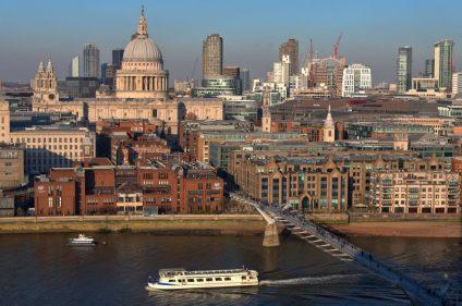 Tate Modern Terrace